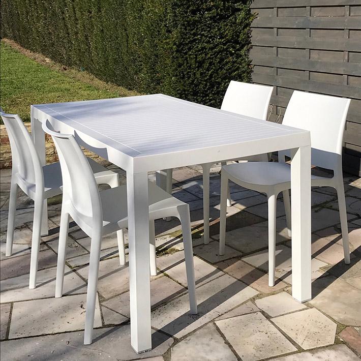 Table de jardin ENOTECA - Alterego Design - Photo 4
