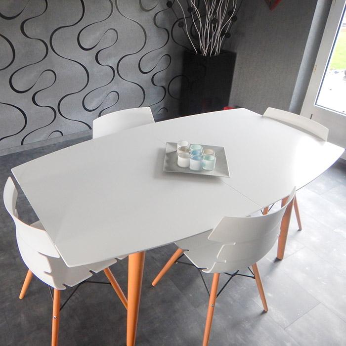 Table de salle à manger ESKIMO - Alterego Design - Photo 4