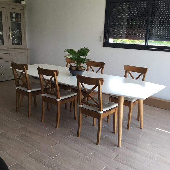 Table de salle à manger ESKIMO - Alterego Design - Photo 5
