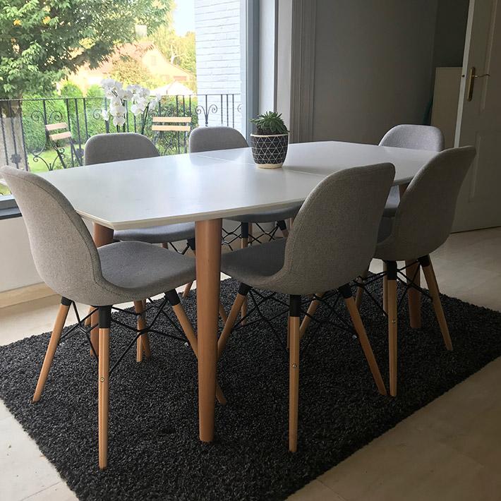Table de salle à manger ESKIMO - Alterego Design - Photo 7