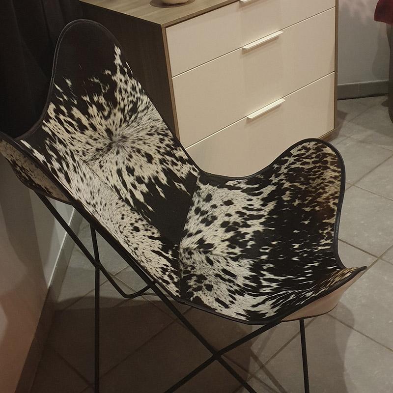 Vlinderstoel FOX - Alterego Design - Foto 4