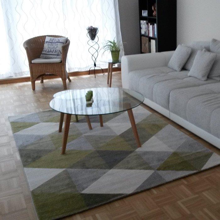 Lage salontafel GLAZY - Alterego Design - Foto 3