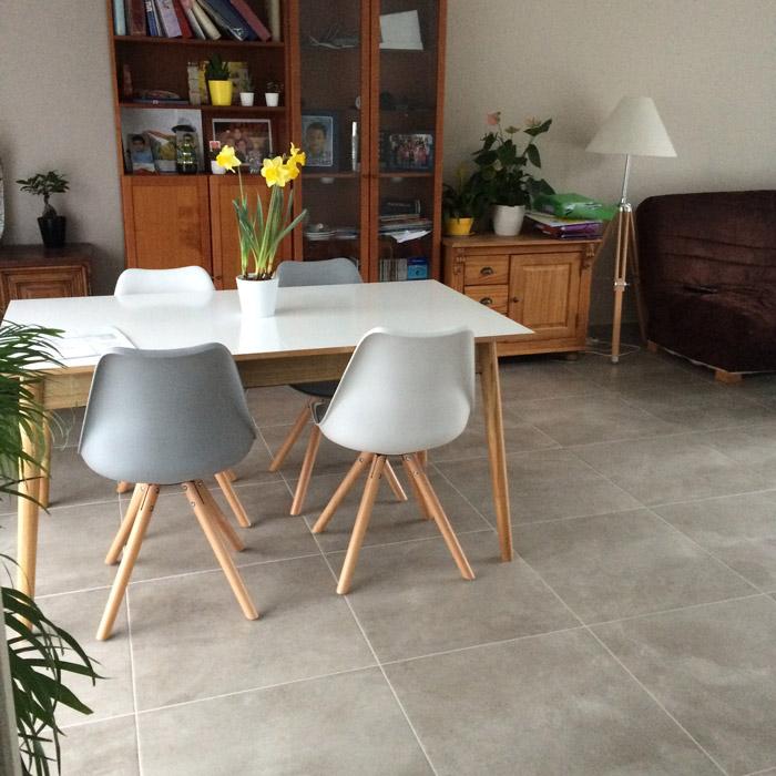 Chaise scandinave GOUJA - Alterego Design - Photo 5