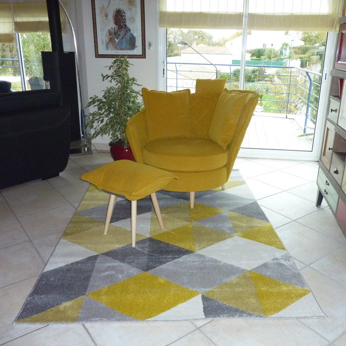 Tapis GRAFIK - Alterego Design - Photo 1