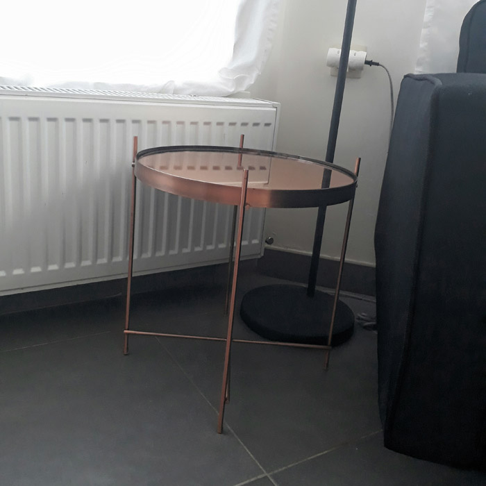 Table d'appoint KOLOS - Alterego Design - Photo 2