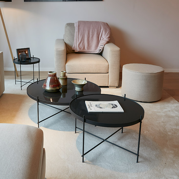 Table basse de salon KOLOS BIG - Alterego Design - Photo 2