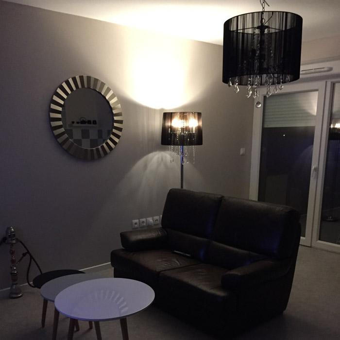 Staande lamp BAROK - Alterego Design - Foto 3