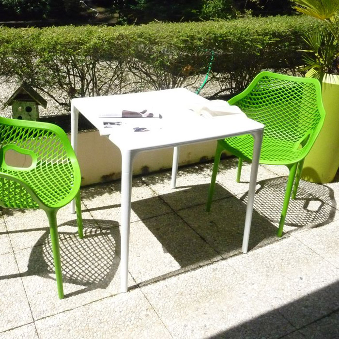 Table de jardin KUIK - Alterego Design - Photo 1