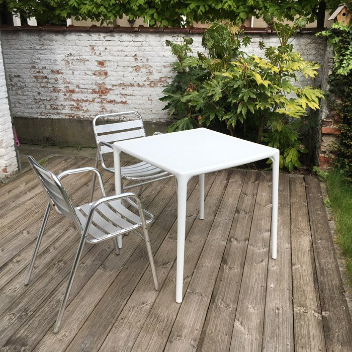 Table de jardin KUIK - Alterego Design - Photo 2