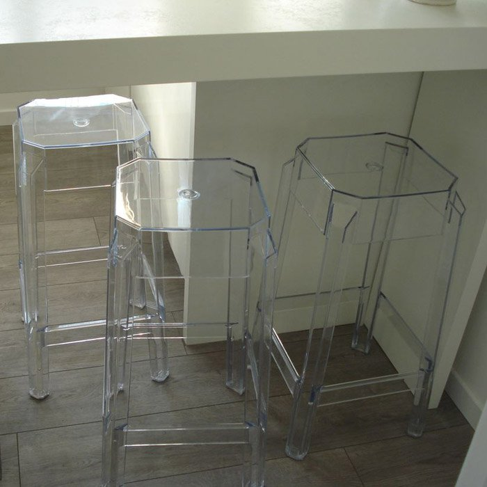 Tabouret de bar LENO - Alterego Design - Photo 1