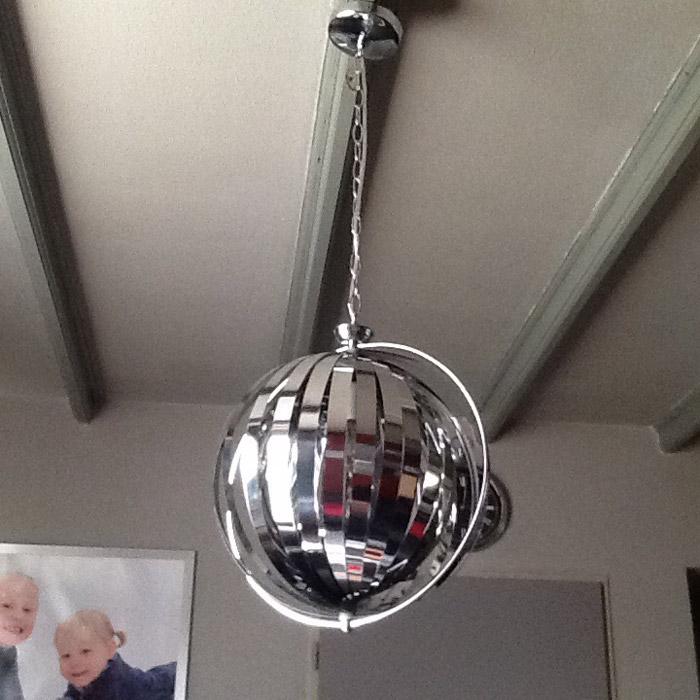 Bolvormige hanglamp LISA - Alterego Design - Foto 1