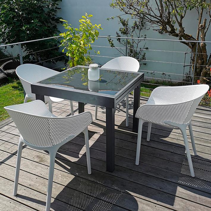 Design stoel LUCKY - Alterego Design - Foto 1