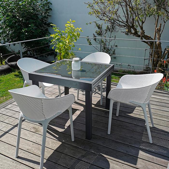 Design stoel LUCKY - Alterego Design - Foto 2