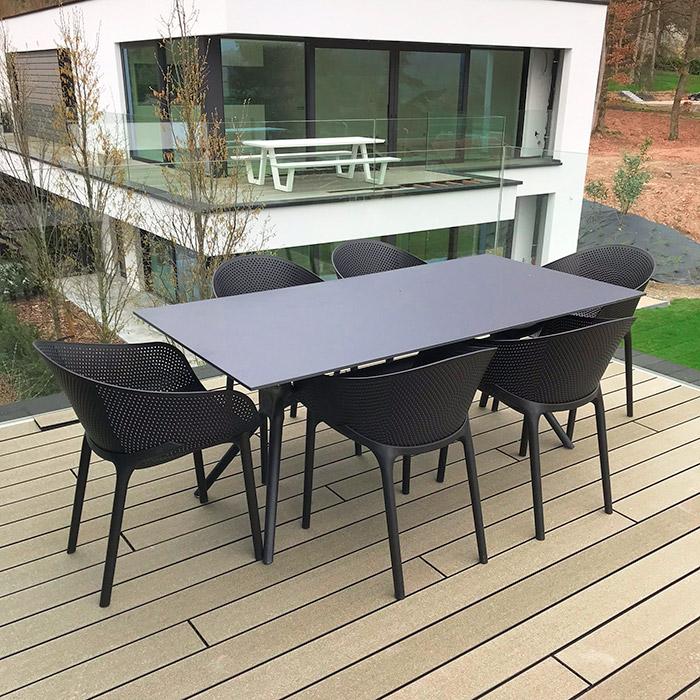 Design stoel LUCKY - Alterego Design - Foto 3