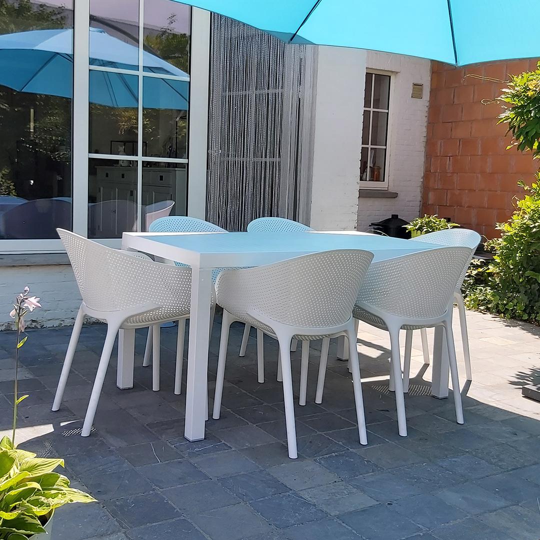 Design stoel LUCKY - Alterego Design - Foto 4