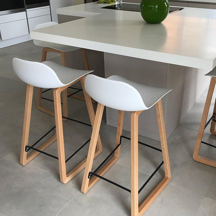 Tabouret snack MAKI MINI - Alterego Design - Photo 3