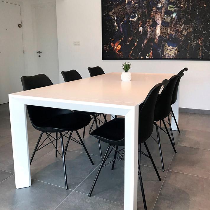 Table de salle à manger MAMAT - Alterego Design - Photo 6