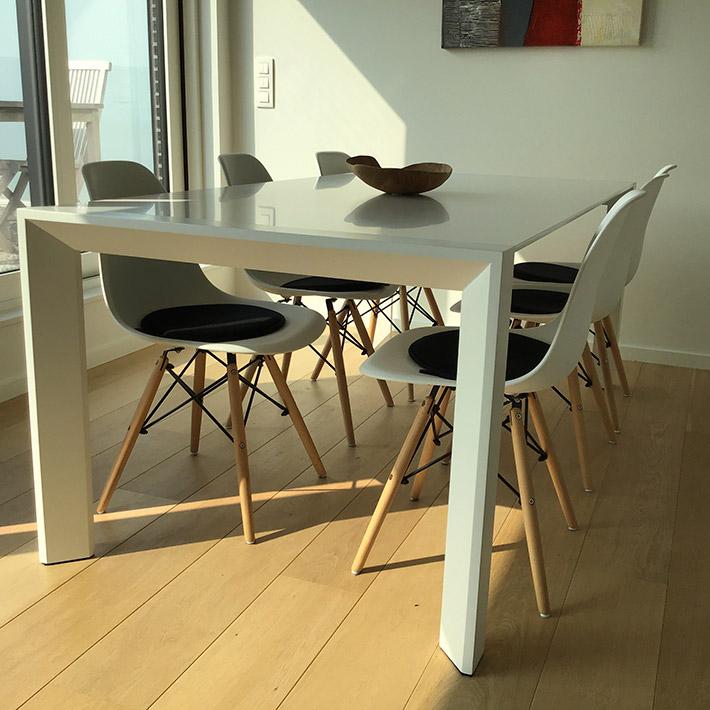 Table de salle à manger MAMAT - Alterego Design - Photo 8