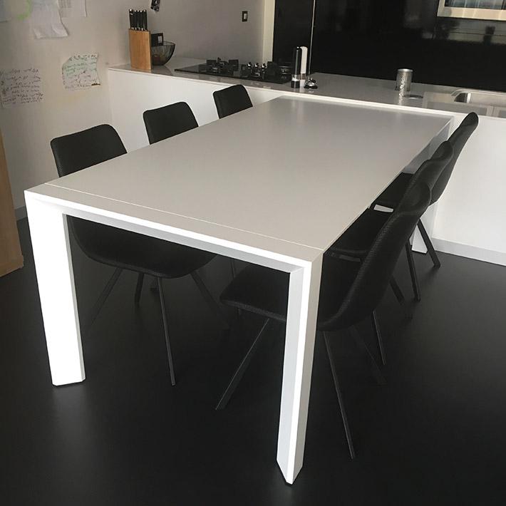 Table de salle à manger MAMAT - Alterego Design - Photo 9