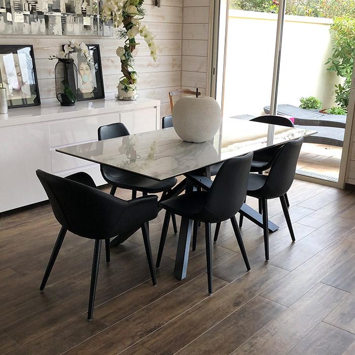 Eettafel MARKINA - Alterego Design - Foto 1