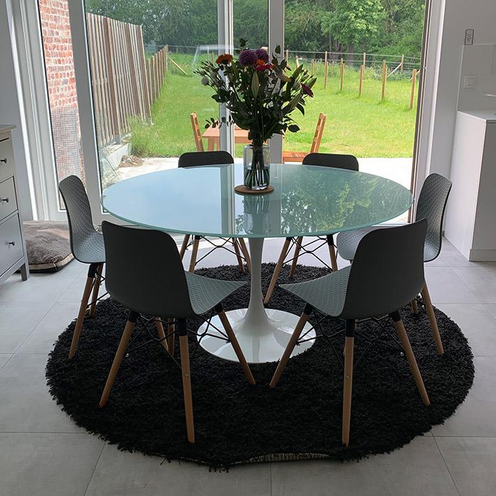 Table ronde MONICA - Alterego Design - Photo 7