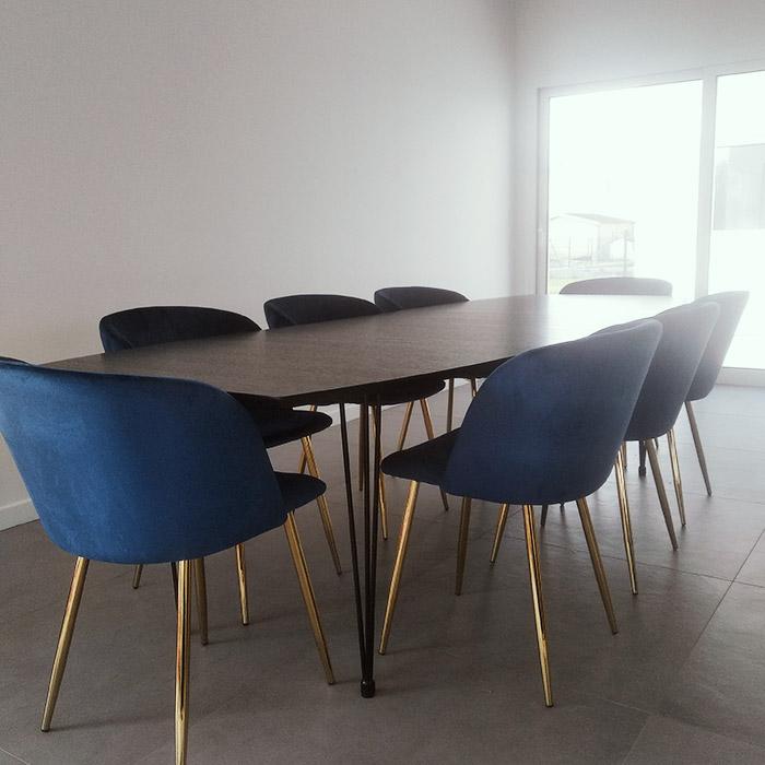 Table de salle à manger MOTUS - Alterego Design - Photo 5