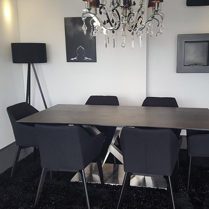 NANO stoel met armleuningen - Alterego Design - Foto 5