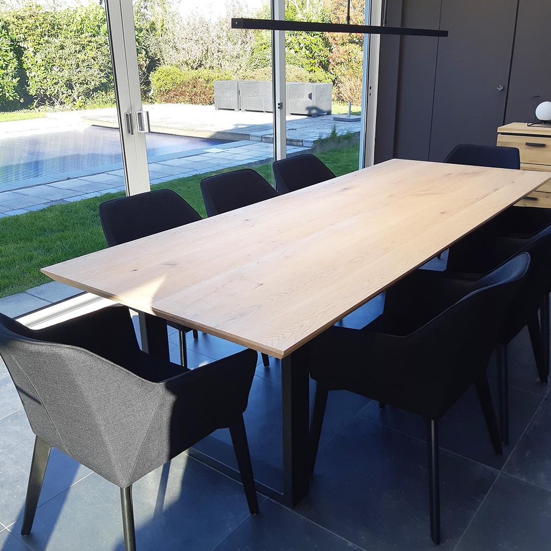 Table de salle à manger NATURA - Alterego Design - Photo 2
