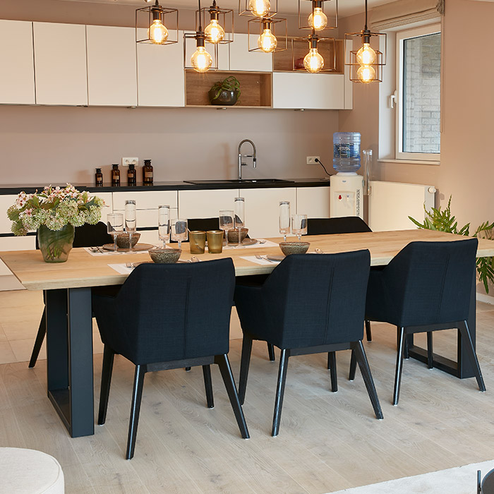 Table de salle à manger NATURA - Alterego Design - Photo 3