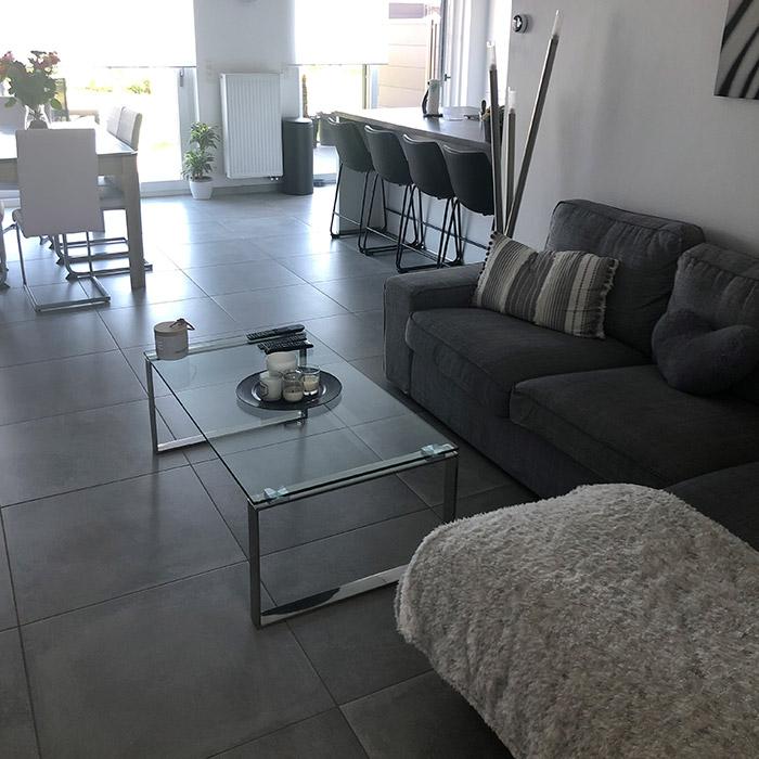Design lage salontafel NEBRASKA - Alterego Design - Foto 3