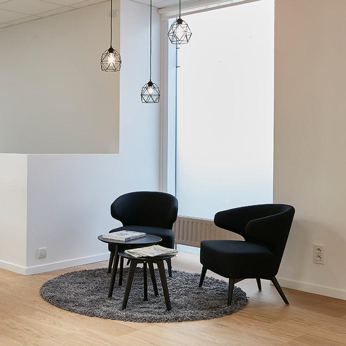 Fauteuil lounge ODILE - Alterego Design - Photo 1