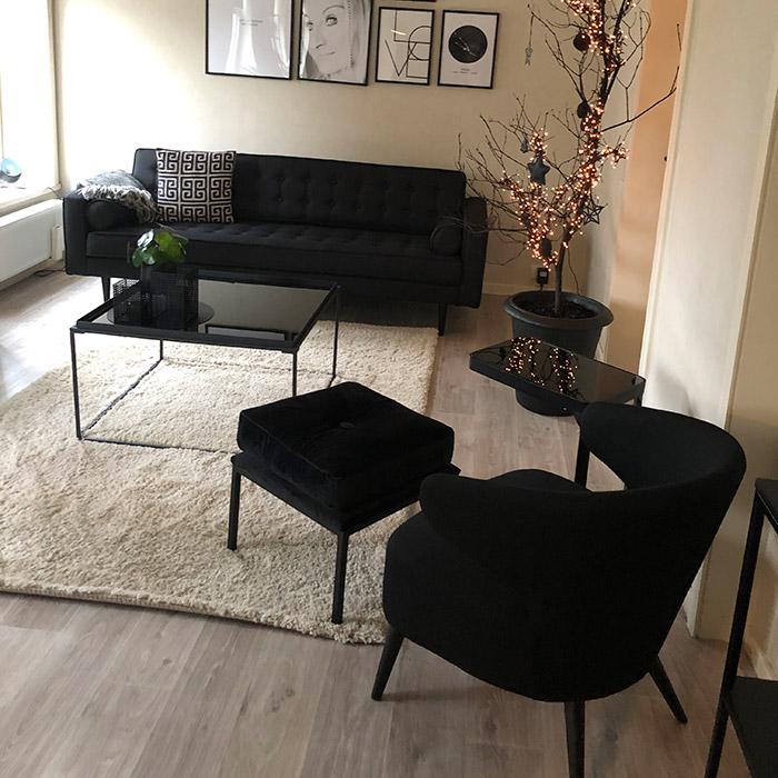 Fauteuil lounge ODILE - Alterego Design - Photo 2