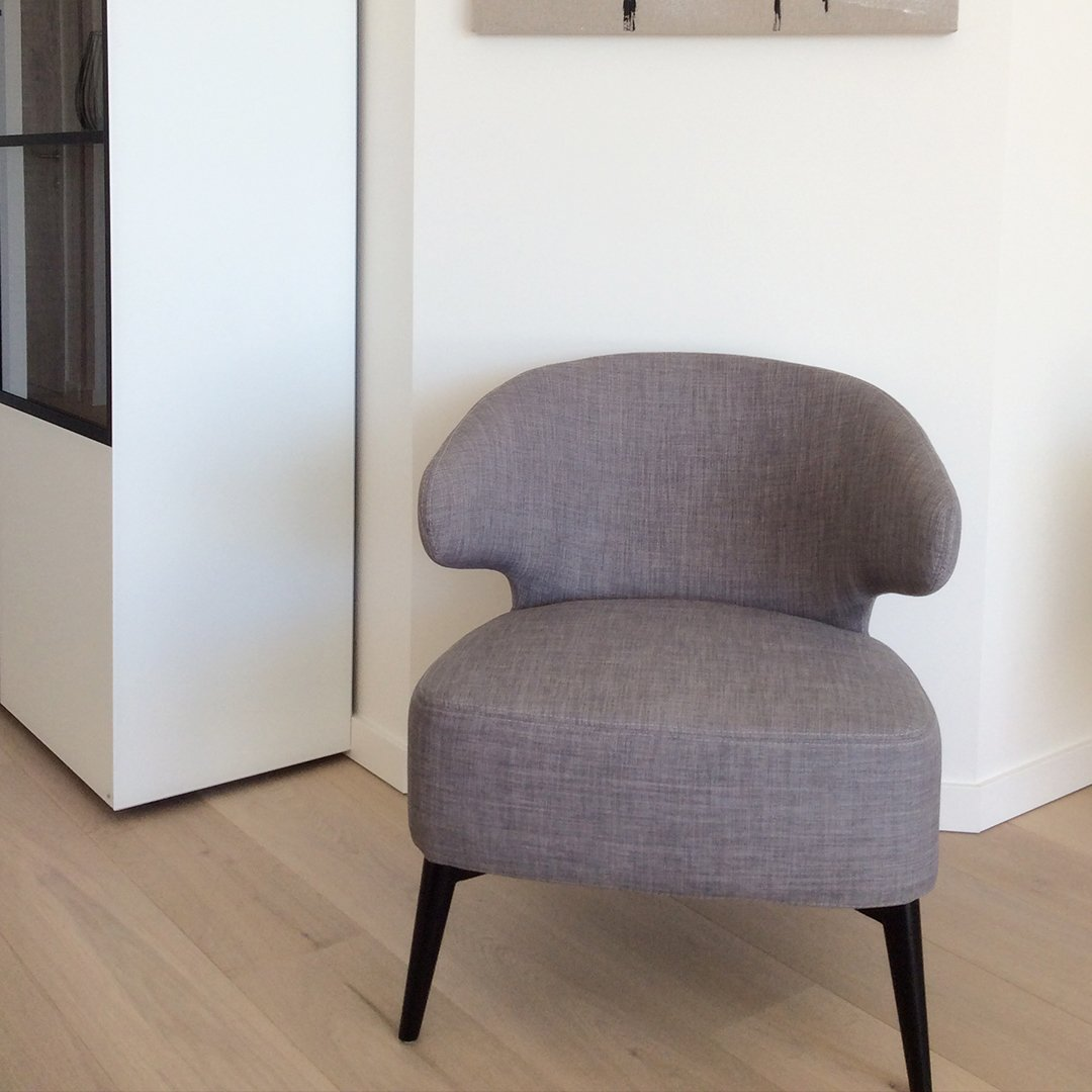 Fauteuil lounge ODILE - Alterego Design - Photo 3