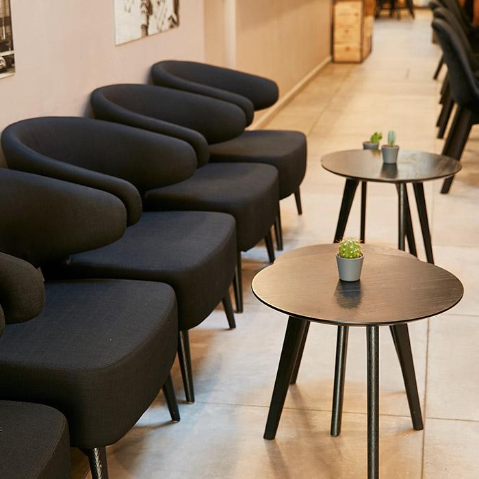 Lounge zetel ODILE - Alterego Design - Foto 4