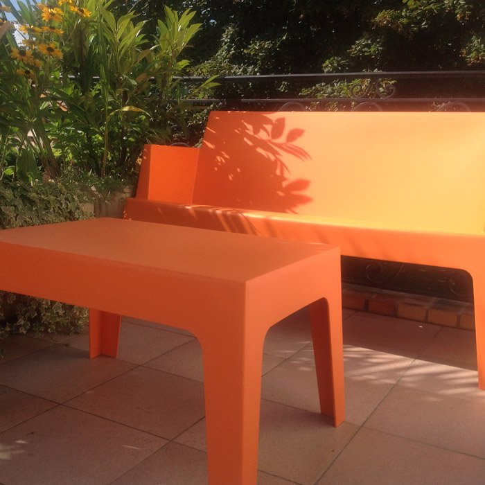 Banc de jardin PLEMO XL - Alterego Design - Photo 8