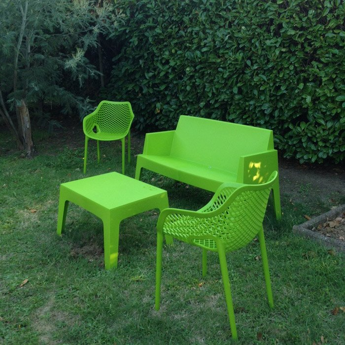 Banc de jardin PLEMO XL - Alterego Design - Photo 1