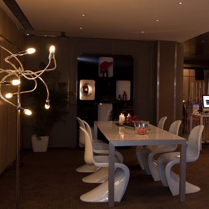 Lampadaire modulable ZIGZAG - Alterego Design - Photo 1