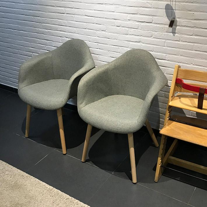 Chaise design RAMBLA - Alterego Design - Photo 1