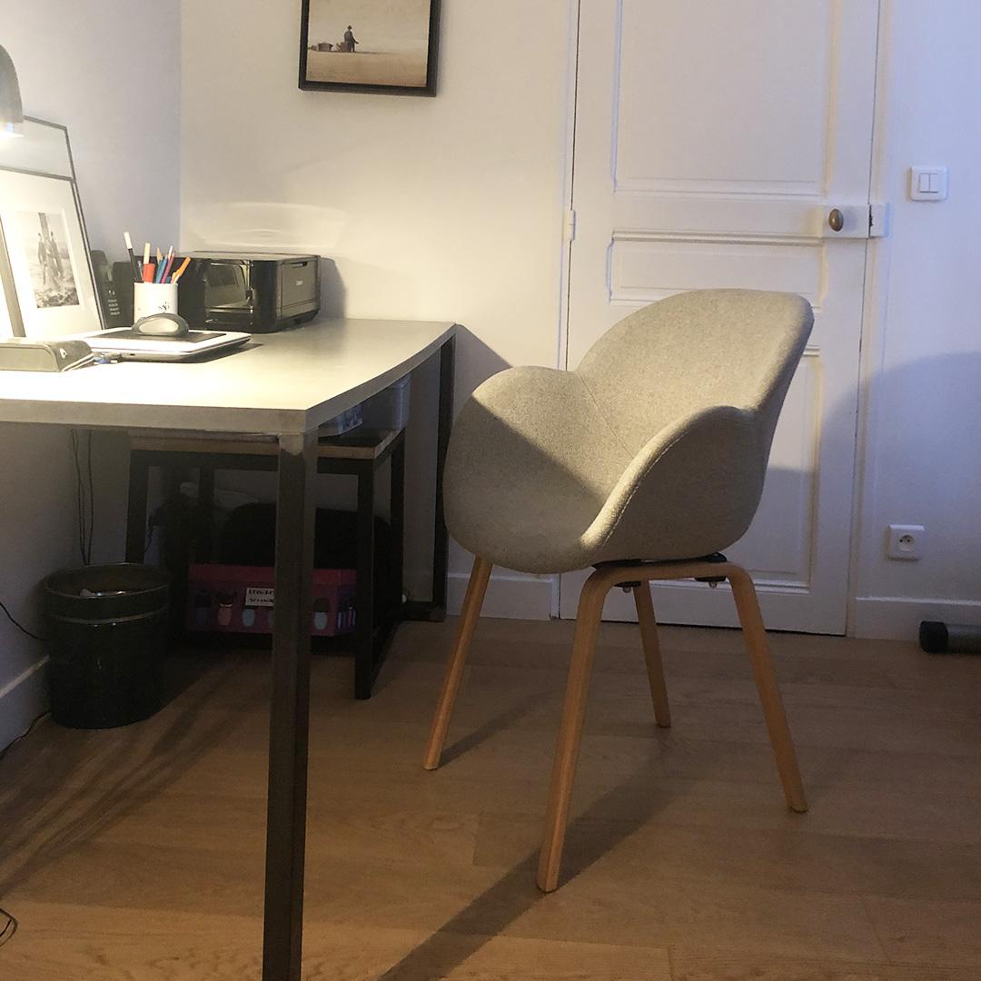 Design stoel SAMY - Alterego Design - Foto 2