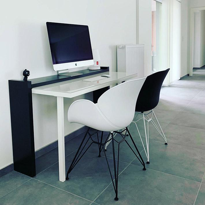Chaise design SATELIT - Alterego Design - Photo 3