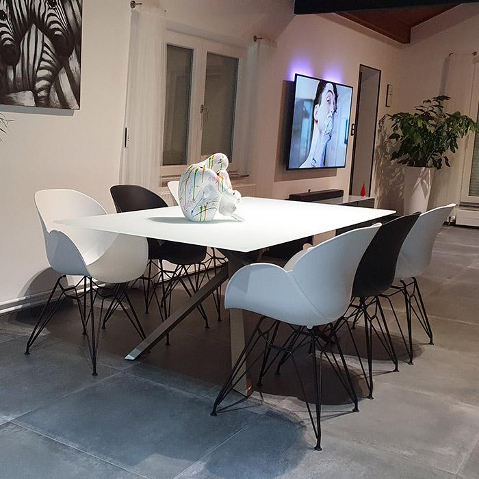 Chaise design SATELIT - Alterego Design - Photo 4