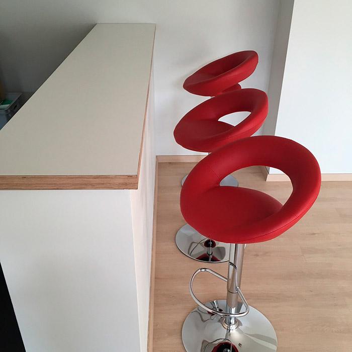 Tabouret réglable SPOUTNIK - Alterego Design - Photo 7