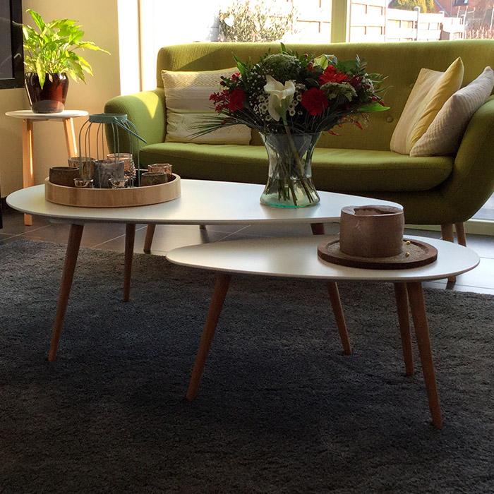 Design lage salontafel TETRYS - Alterego Design - Foto 7