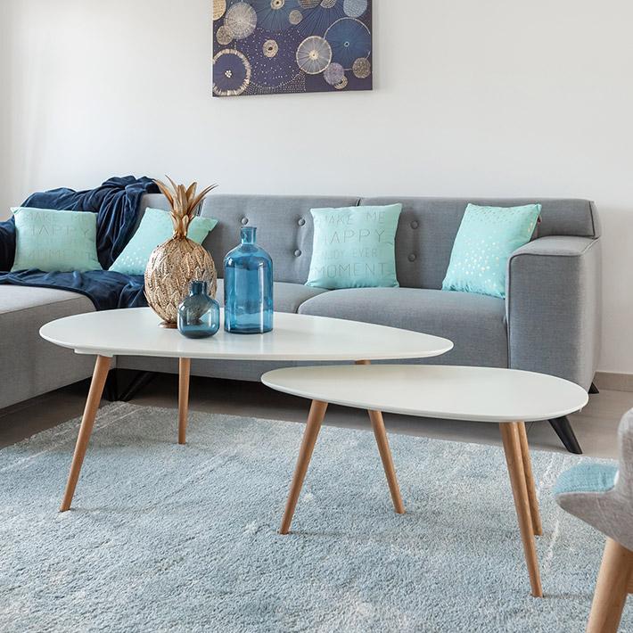 Design lage salontafel TETRYS - Alterego Design - Foto 9