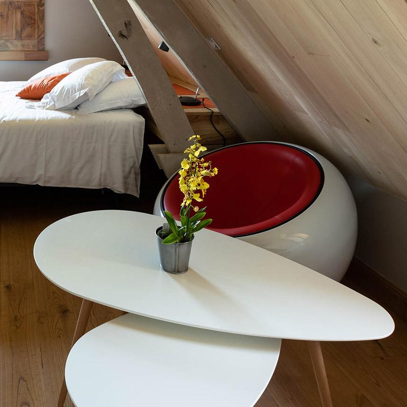 Design lage salontafel TETRYS - Alterego Design - Foto 8