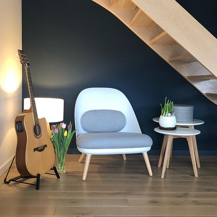 Fauteuil lounge TICOS - Alterego Design - Photo 1
