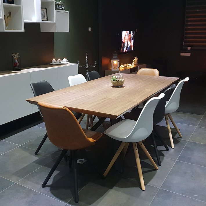 Design eettafel WALABY - Alterego Design - Foto 2