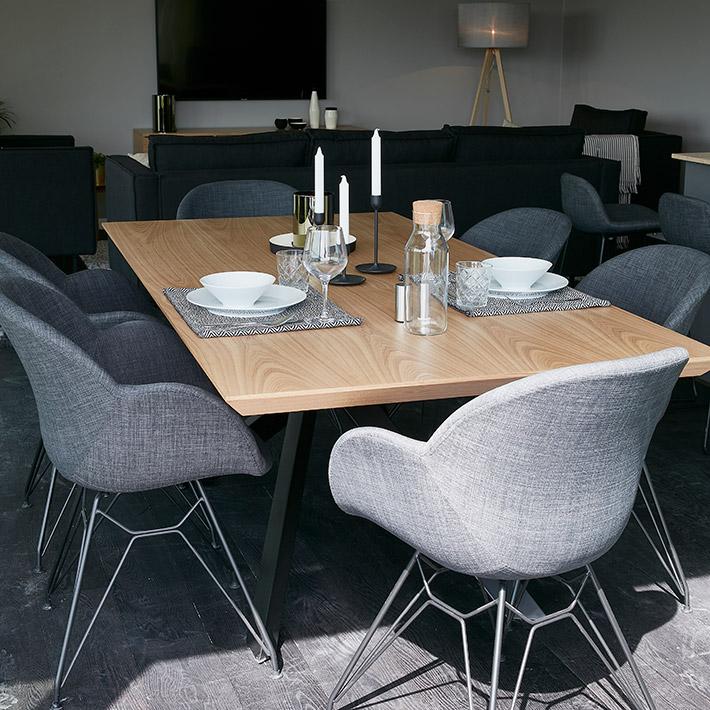 Design eettafel WALABY - Alterego Design - Foto 5