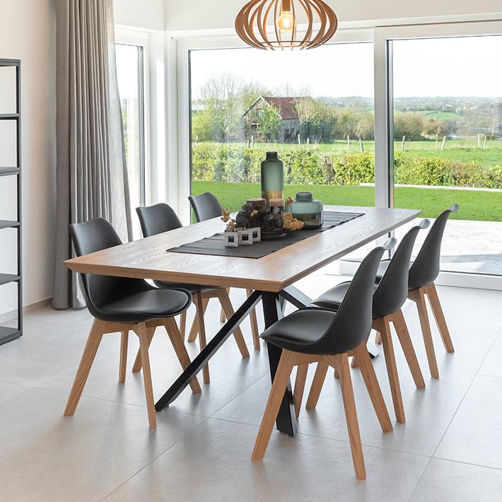Design eettafel WALABY - Alterego Design - Foto 6