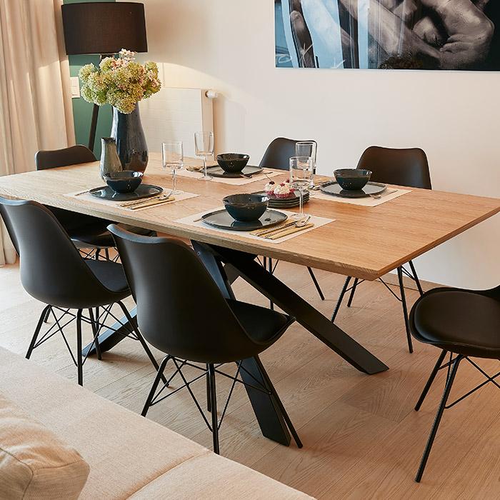 Design eettafel WALABY - Alterego Design - Foto 7